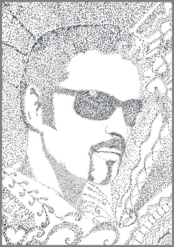 George Michael by jinsei